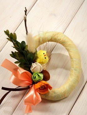 Little spring wreath