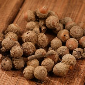 Mini acorns 100g / pack