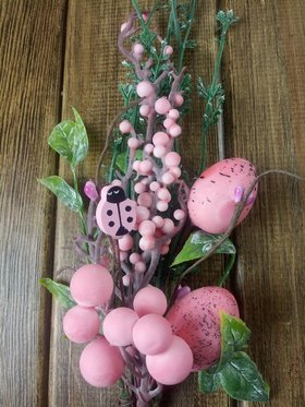 Pink Easter bouquet