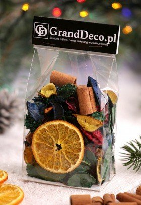Potpourri Set Cinnamon-Orange