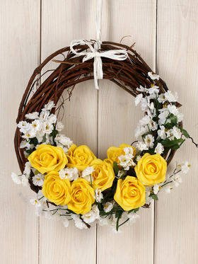 Rose wreath ca. 30cm