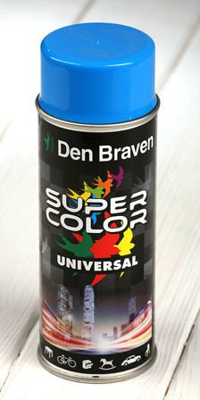 Sky-blue spray paint 400 ml RAL 5015