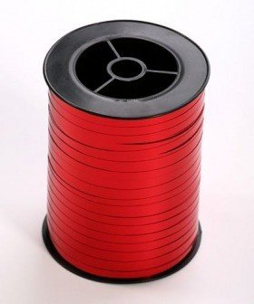 Tape 0.5 cm 230 m - RED