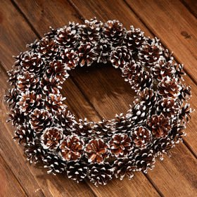 The wreath Magic Forest 30-35 cm