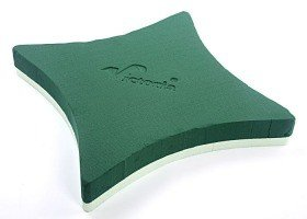 VICTORIA pillow, wet sponge 38/38 cm