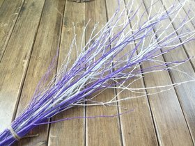 Willow twig gold 100 cm