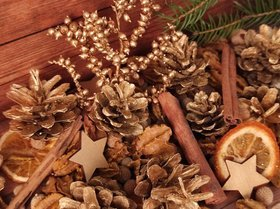 Winter potpourri M
