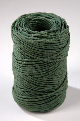 Wire in green paper 50 m