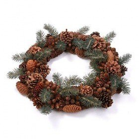 Wreath of cones 30-40 cm