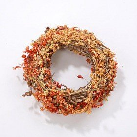 Wreath of dried grass 20 cm