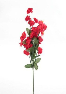 forget-me-not flowers 44cm red