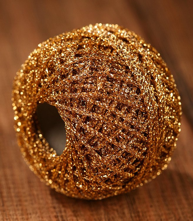 Gold Decorative String 50m