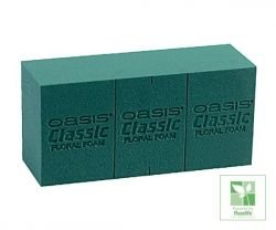 OASIS floral foam wet - 1 pc.
