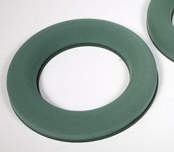 Ring VICTORIA - wreath on plastic tray 300 mm