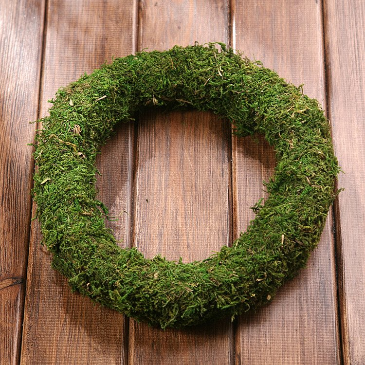 Wreath of moss 26 cm