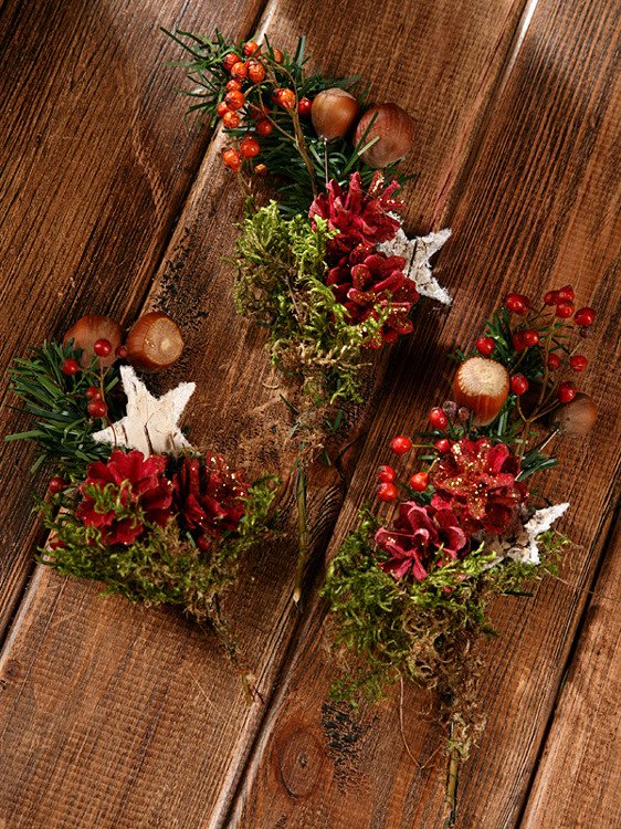 Christmas stick  3pcs/pkg