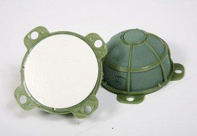 Floristic sponge for sticking medium Turtle midi