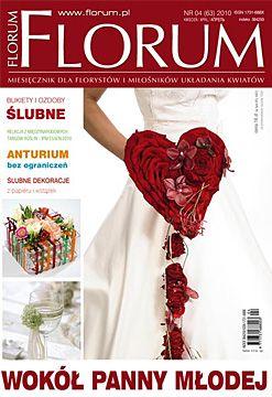 Florum 04 63 2010 Czasopisma Florum Książki Dvd Florum